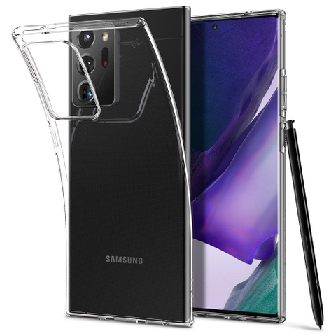 Ốp lưng SPIGEN Samsung Galaxy Note 20 Ultra Case Crystal Flex