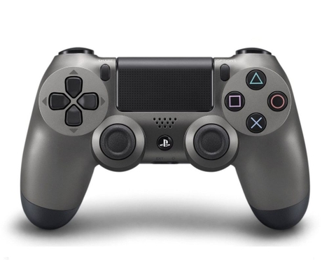 Tay cầm PS4 DualShock 4 Steel Black New