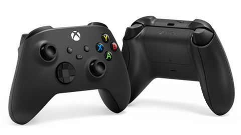Tay cầm Xbox Series X Wireless Controller - Carbon Black