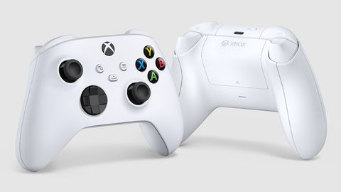 Tay cầm Xbox Series X Wireless Controller - Robot White