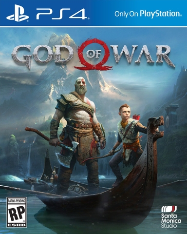 GOD OF WAR 4 PS4 New