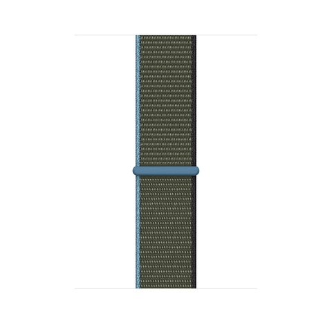 Dây đeo Apple Watch 44mm Inverness Green Sport Loop Band Chính hãng MYA72
