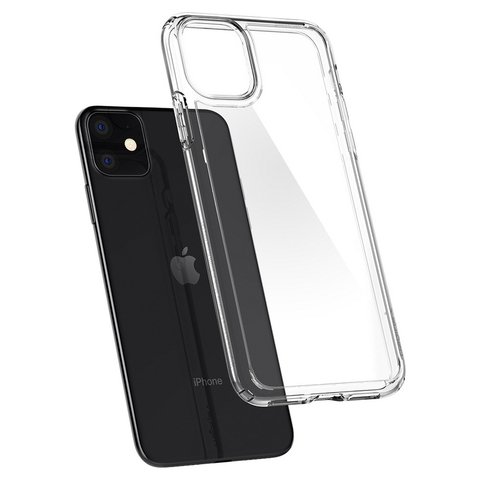 Ốp lưng SPIGEN iPhone 11 Case Crystal Hybrid