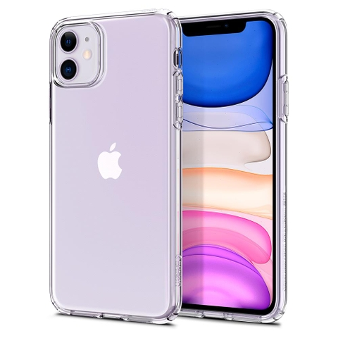 Ốp lưng SPIGEN iPhone 11 Case Liquid Crystal