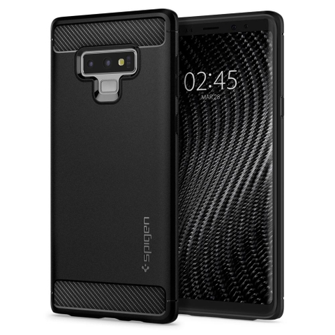 Ốp lưng SPIGEN Galaxy Note 9 Case Rugged Armor