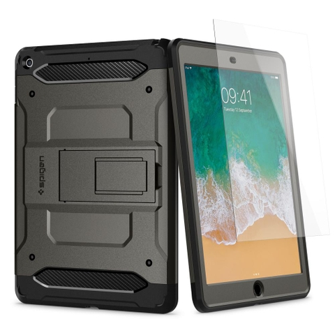 SPIGEN iPad 9.7 (2018/2017) Case Pro Guard