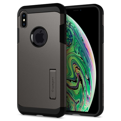 Ốp lưng SPIGEN iPhone XS Case Tough Armor Ver2