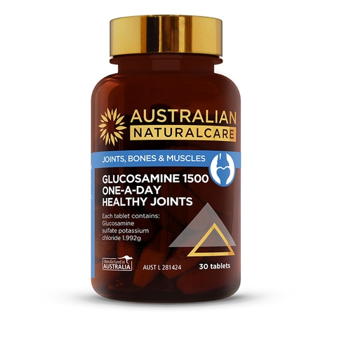Glucosamine 1500 One-A-Day Healthy Joints hỗ trợ khớp khoẻ mạnh