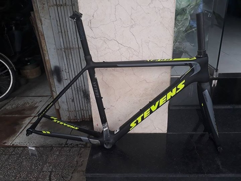 Frame cacbon STEVENS xenon 2017germany new