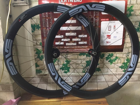 Wheelset cacbon ,like new