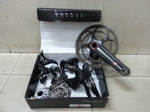 Goup campagnolo SUPER RECORD 11speed