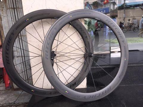 Wheelset cacbon RITCHEY apex 60 . Like new