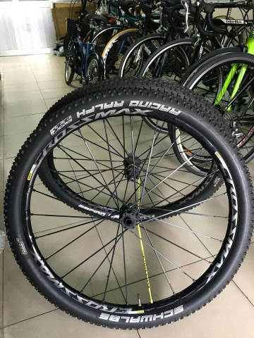 Wheelsets MTB MAVIC crossmax pro 29er. France