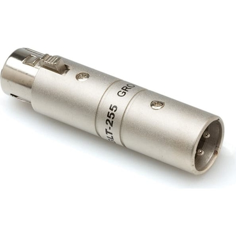 Hosa Ground Lifter XLR3F to XLR3M