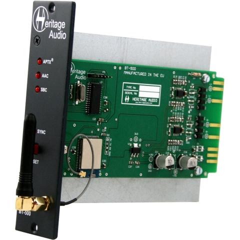Heritage Audio BT-500 Bluetooth Streaming Module