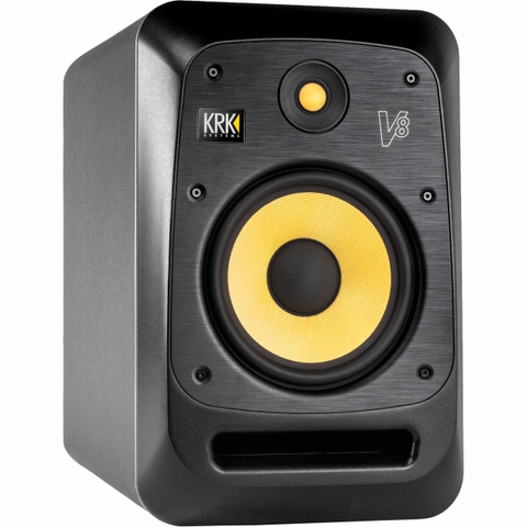 KRK V8 S4 8 inch Powered Studio Monitor
