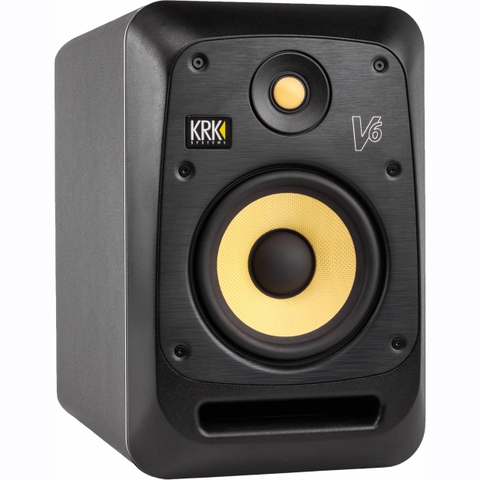 KRK V6 S4 6.5 inch Powered Studio Monitor