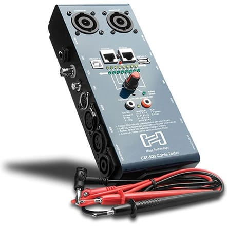 Hosa Audio Cable Tester