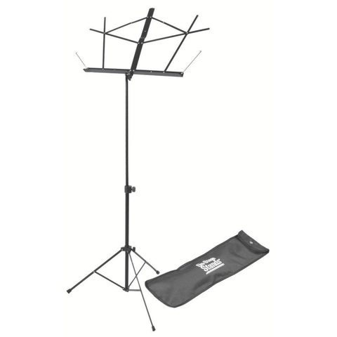 On-Stage SM7122BB-OSS Compact Sheet Music Stand with Bag