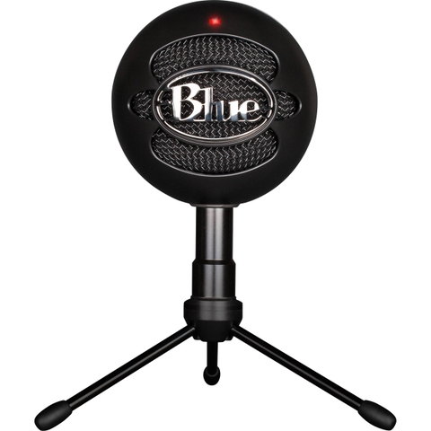 Blue Snowball iCE Condenser USB Microphone (Black/White)