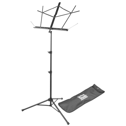 On-Stage SM7222BB-OSS Tubular Tripod Base Sheet Music Stand with Bag