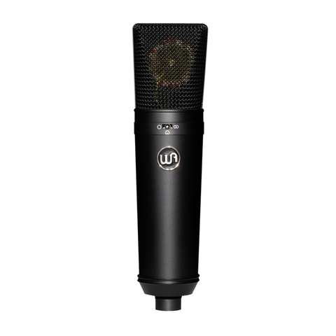 Warm Audio WA-87 BLACK Condenser Microphone