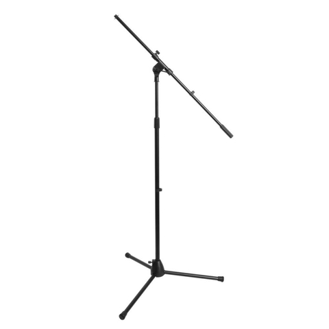On-Stage MS7701B Euro Boom Microphone Stand (Black)