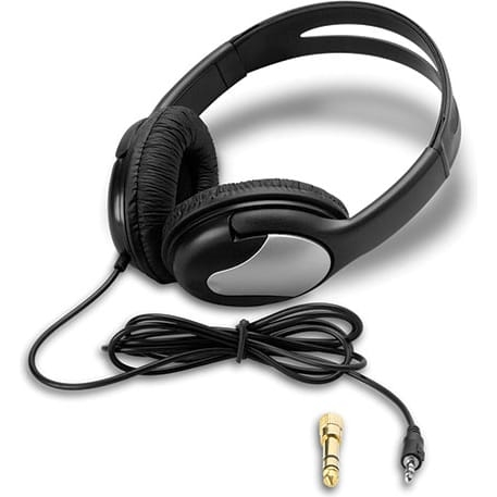 Hosa Stereo Headphones Supra-aural Closed Design