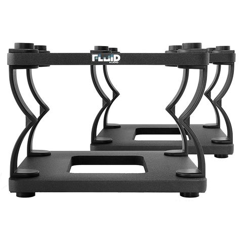 Fluid Audio DS8 Monitor Stands (Pair) - Demo