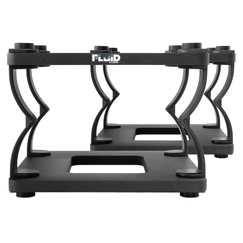 Fluid Audio DS8 Desktop Monitor Stands (Pair)