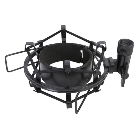 On-Stage MY430 Studio Mic Shock Mount (Black)