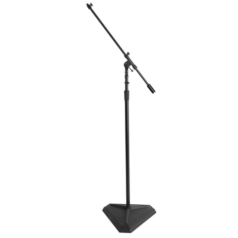 On-Stage SMS7630B Hex Base Studio Boom Microphone Stand