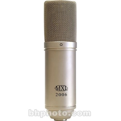 MXL 2006 Large Diaphragm Condenser Microphone