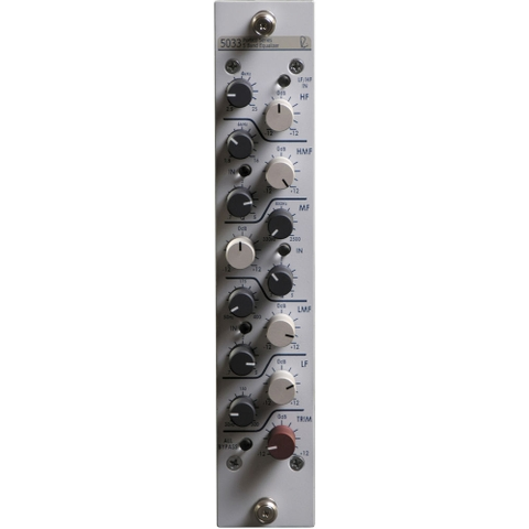 Rupert Neve Designs Portico 5033 5-Band EQ
