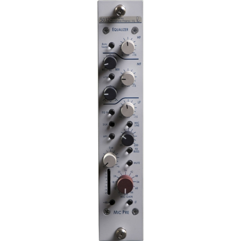 Rupert Neve Designs Portico 5032 Single Mic Pre/Equalizer