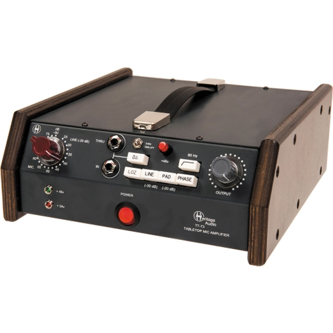 Heritage Audio TT-73 Tabletop Microphone Preamp