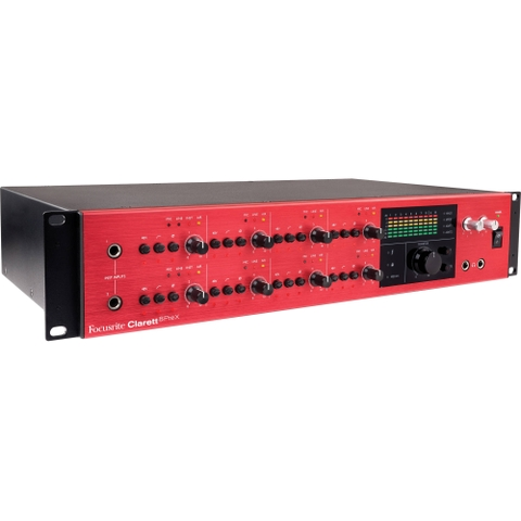 Focusrite Clarett 8PreX Thunderbolt Audio Interface