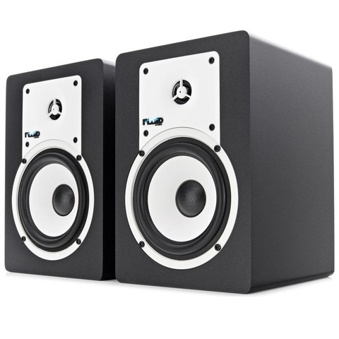 Fluid Audio C5 Active Studio Monitors (Pair) - Demo