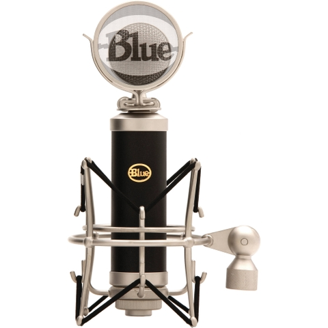 Blue Baby Bottle Microphone