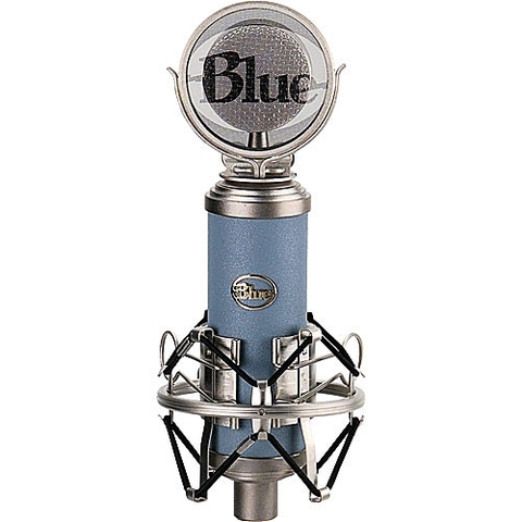 Blue Bird Microphone