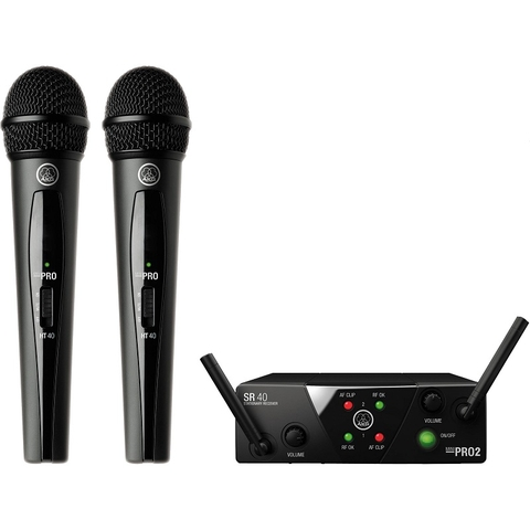 AKG WMS 40 Mini2 Vocal Set