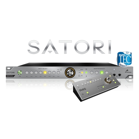Antelope Audio Satori Analog Monitoring Bundle