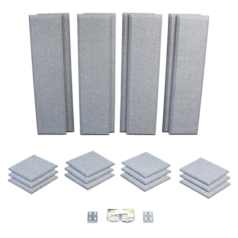 Primacoustic London 10 Studio Kit (Grey)