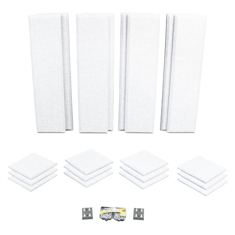Primacoustic London 10 Studio Kit White - Paintable