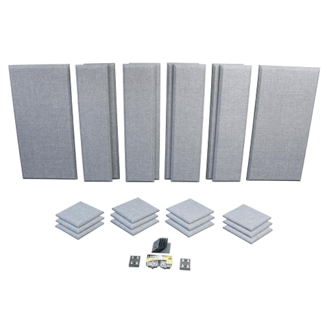 Primacoustic London 12 Studio Kit (Grey)