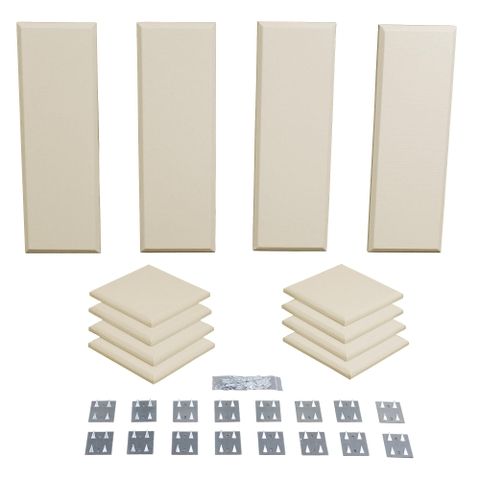 Primacoustic London 8 Studio Kit (Beige)