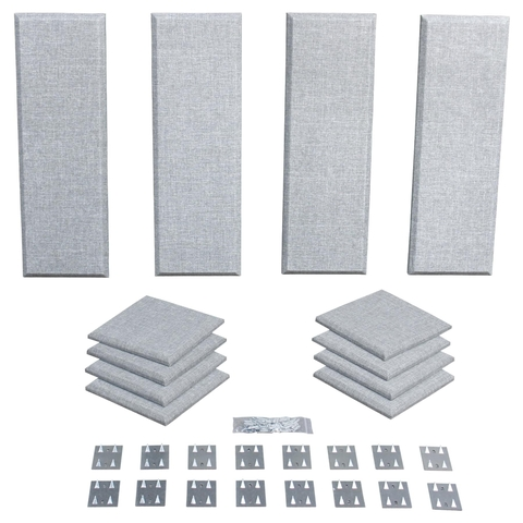 Primacoustic London 8 Studio Kit (Grey)