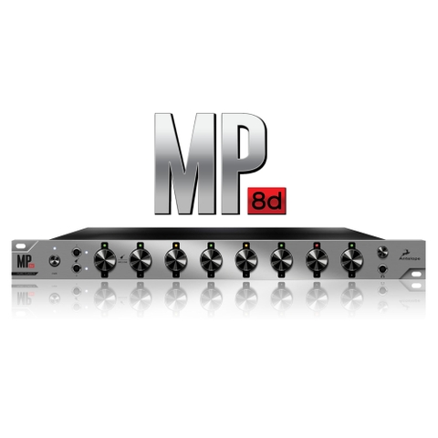 Antelope Audio MP8d Multi-Channel Preamp