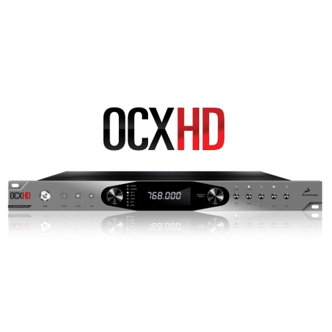 Antelope Audio Isochrone OCX HD Master Clock