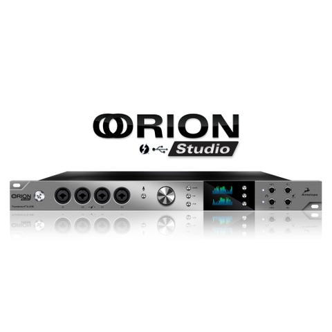 Antelope Audio Orion Studio Thunderbolt/USB Interface
